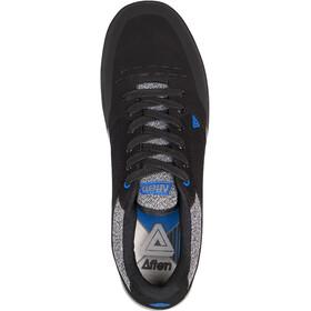 Afton Shoes Keegan Flatpedal Shoes Men black/blue